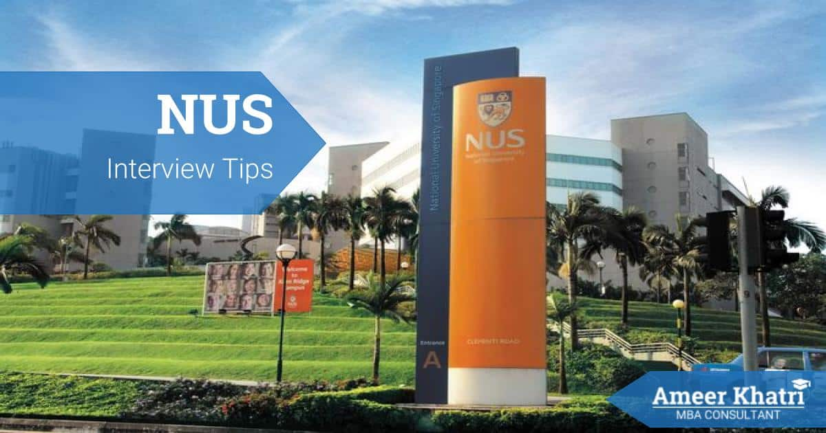 NUS Interview