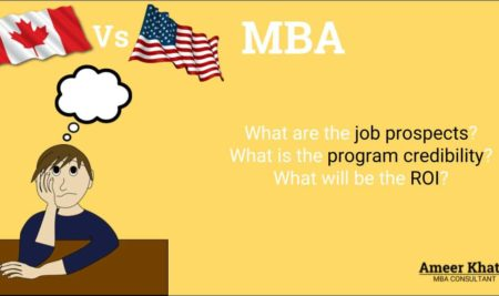 MBA from Canadian B-Schools vs US B-Schools